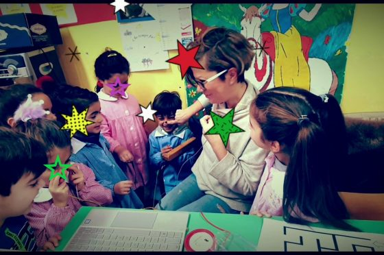 Makey Makey: ora suonano i bambini