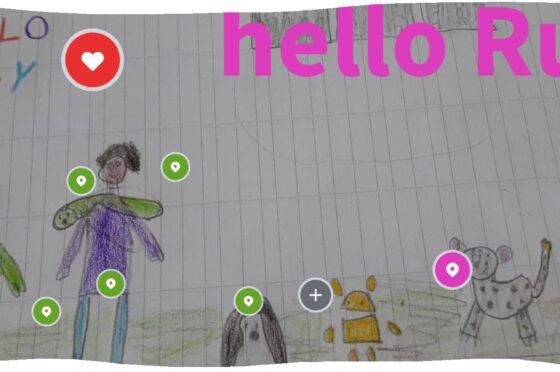 Hello Ruby gioco digitale