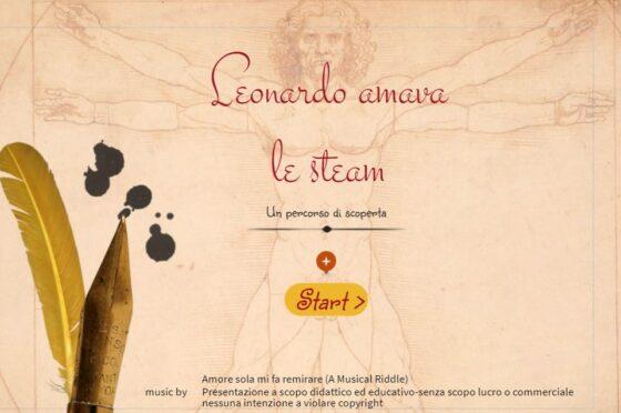 Leonardo amava le SteAm